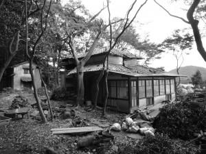 (C)UID-後山山荘 既存外観01 (C)UID Photo.UID